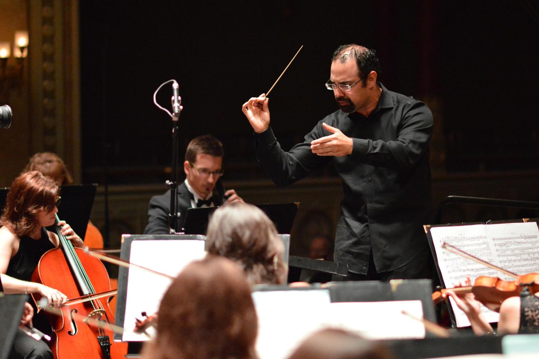 Yaniv Attar, Conductor.
