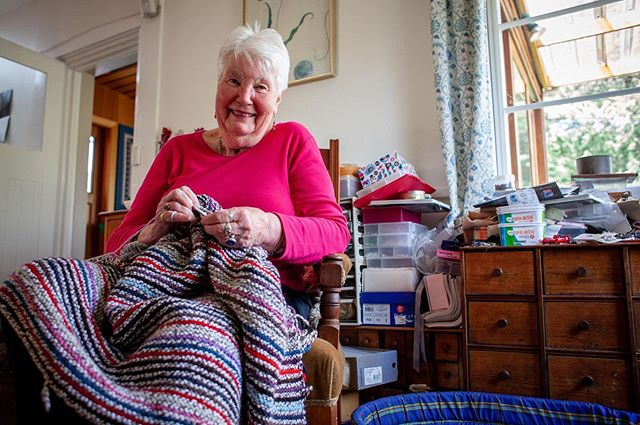 READ - AN OPEN DOOR  Margaret Eldridge lives every day with a passion for making a just and fair society. She's a vocal advocate for refugees, supporting them since 1980 through volunteering, lobbying and knitting with the Tassienannas in the Hobart mall.  To read Margaret and other stories please visit: https://www.womenoftheisland.com/photo-stories#/an-open-door-2 #womenoftheisland #tasmanianstories #tasmania #refugees #alllivesmatter #knittersofinstagram #knittingnannas #activist #socialactivist #womenstories #tasmanianstories