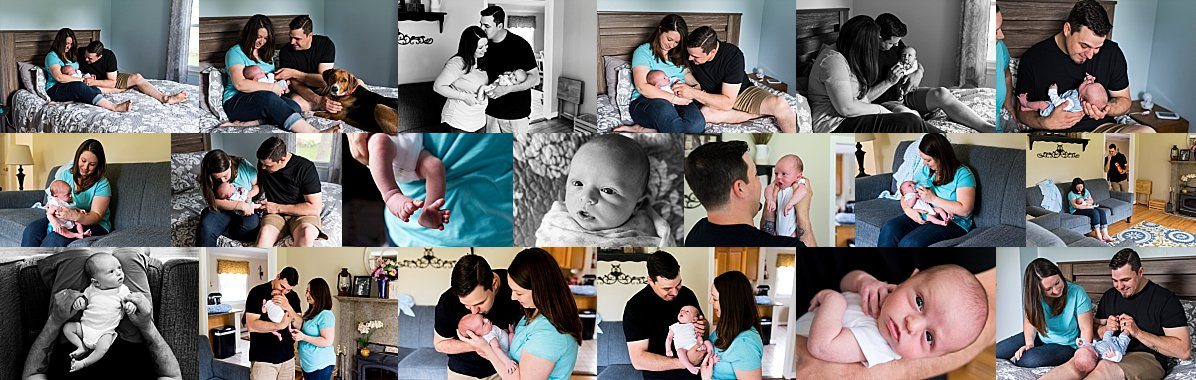 lifestyle newborn photographer connecticut
