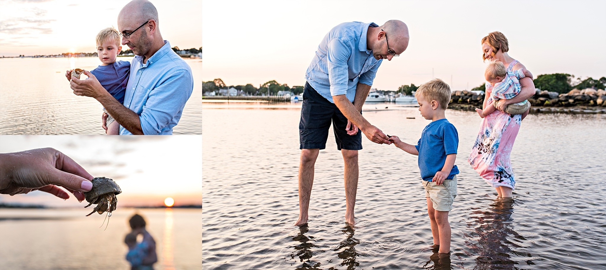 connecticut beach family photography