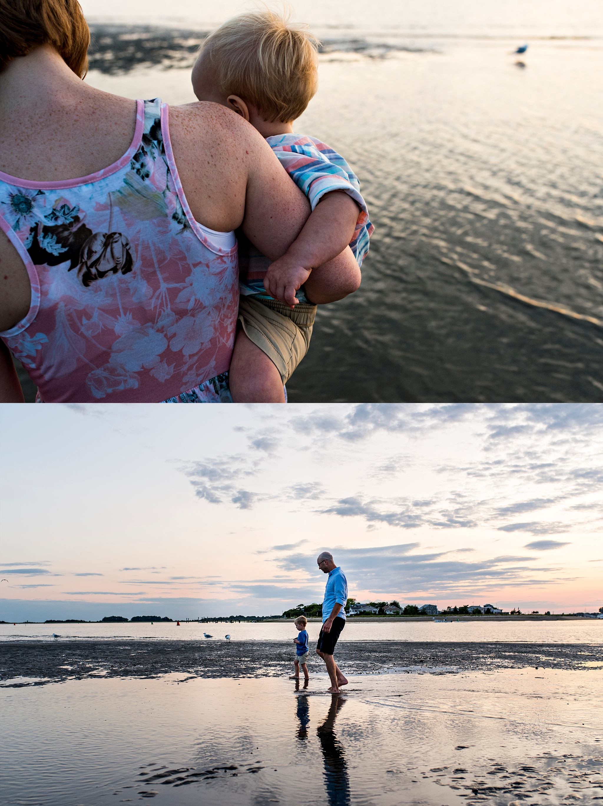 ct beach family photography