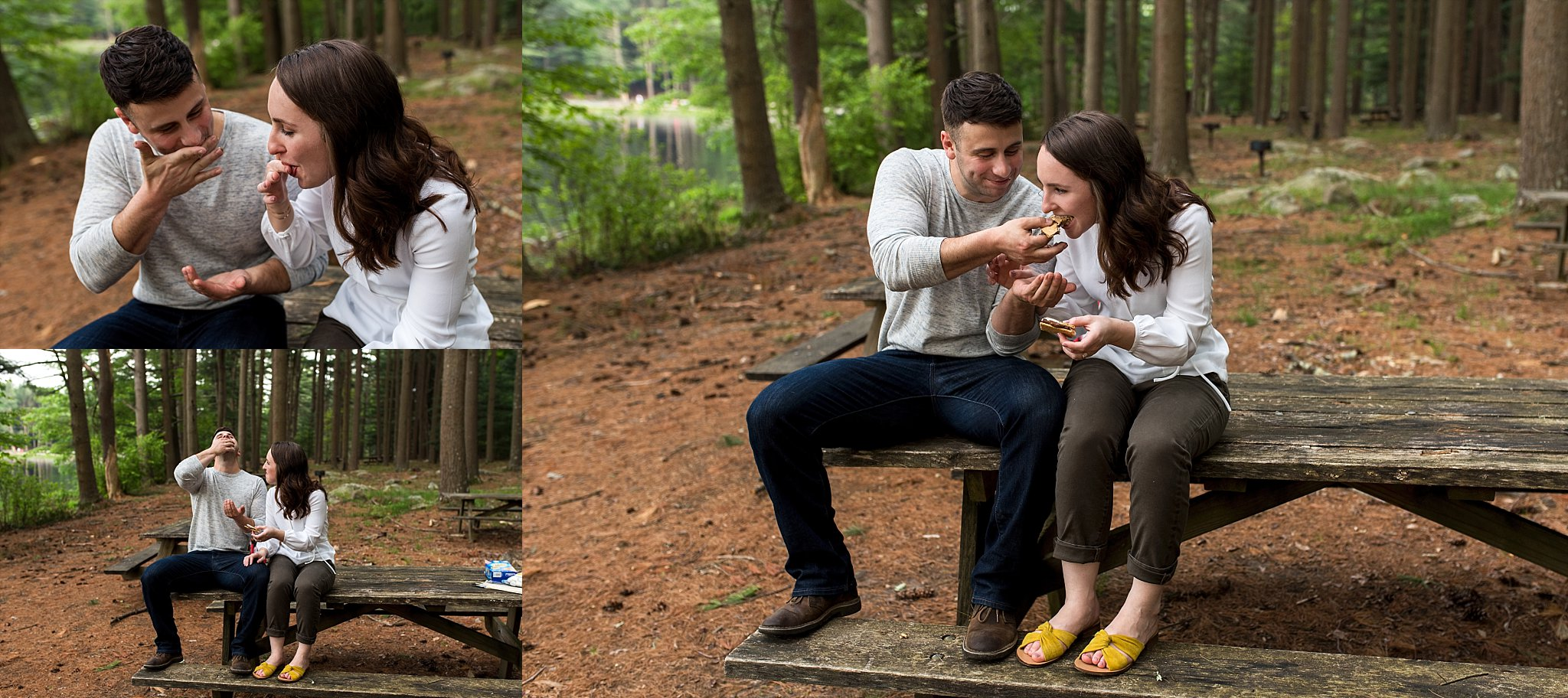 engagement photography ct