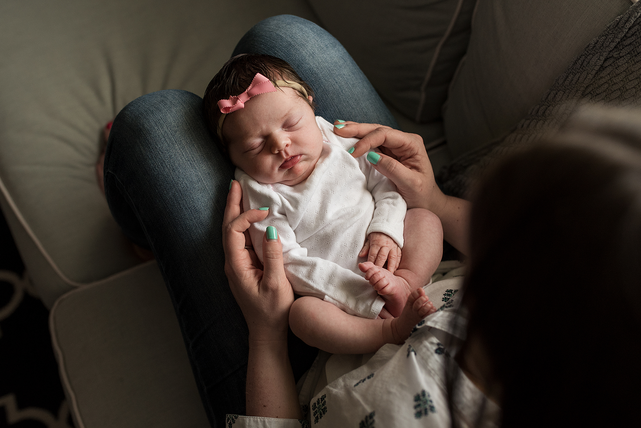 at home newborn photography connecticut