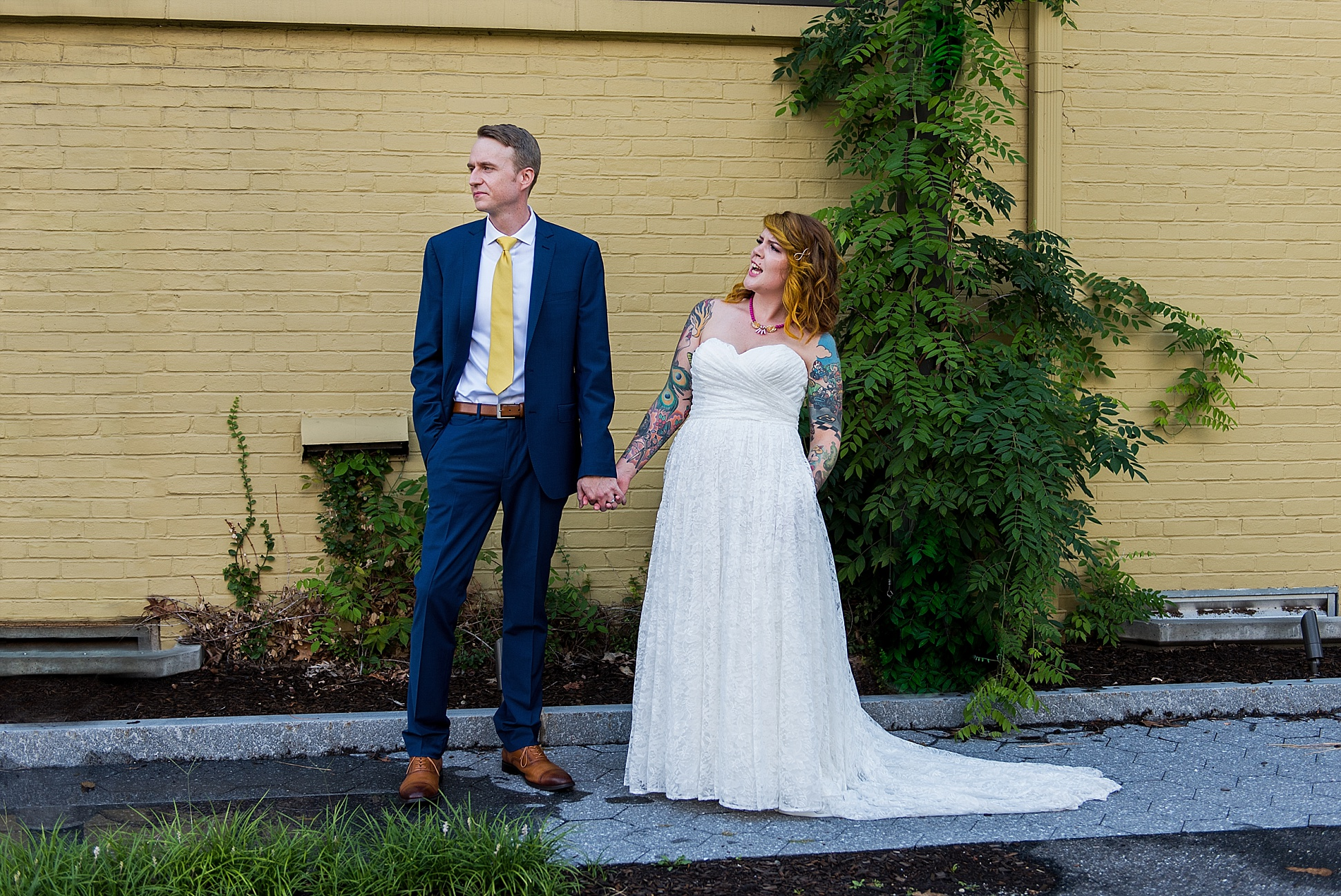 quirky wedding photographer in ct