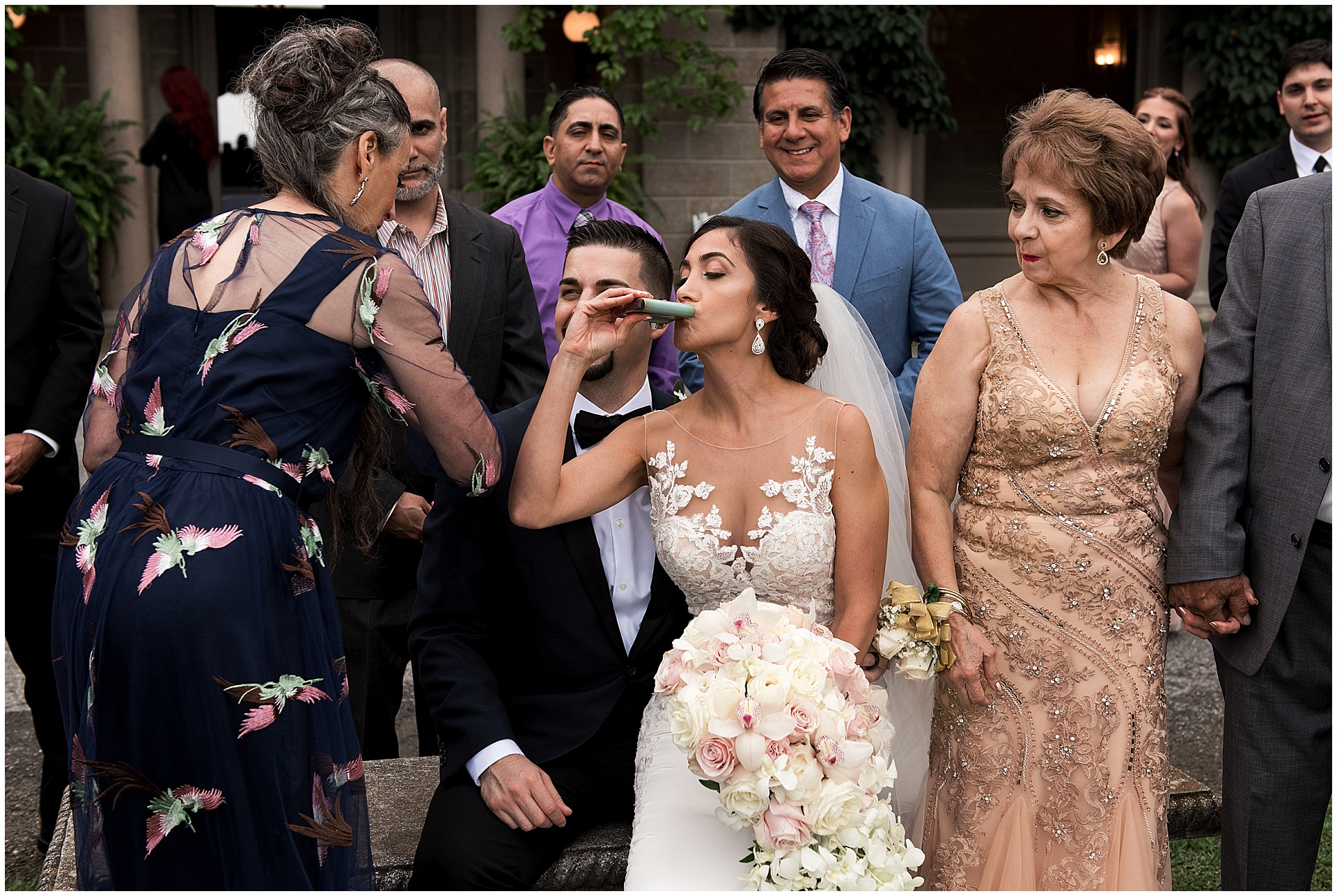 candid wedding photographer in connecticut