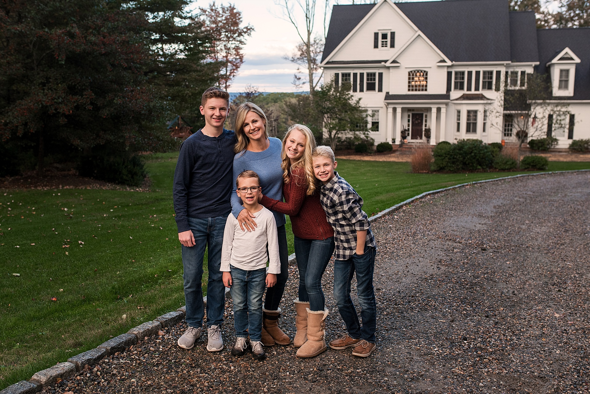 family photography litchfield county photographer