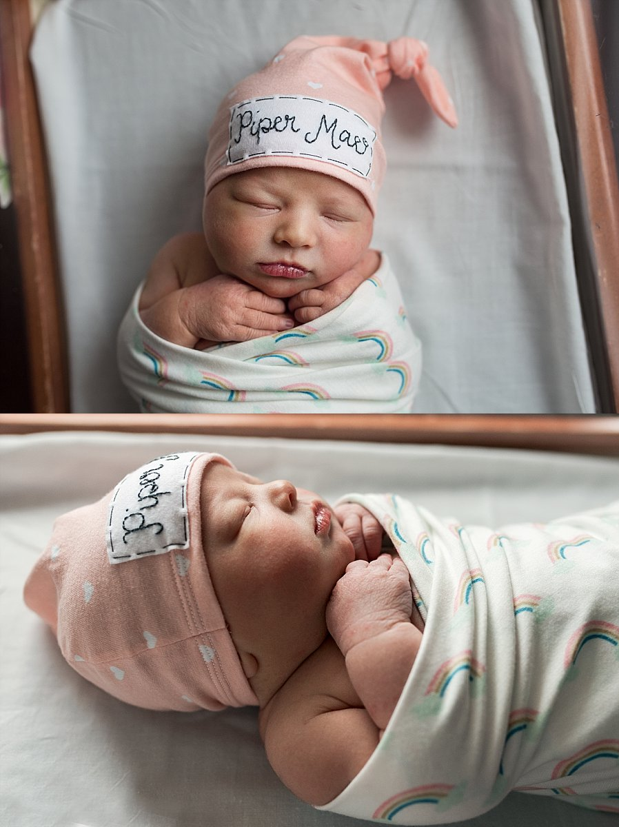 newborn photography CT