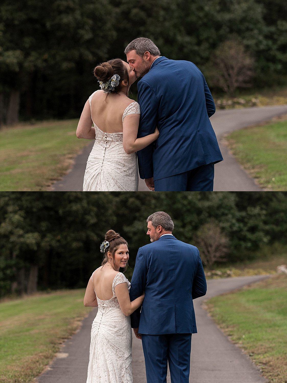 bride and groom portraits. ct wedding photographer