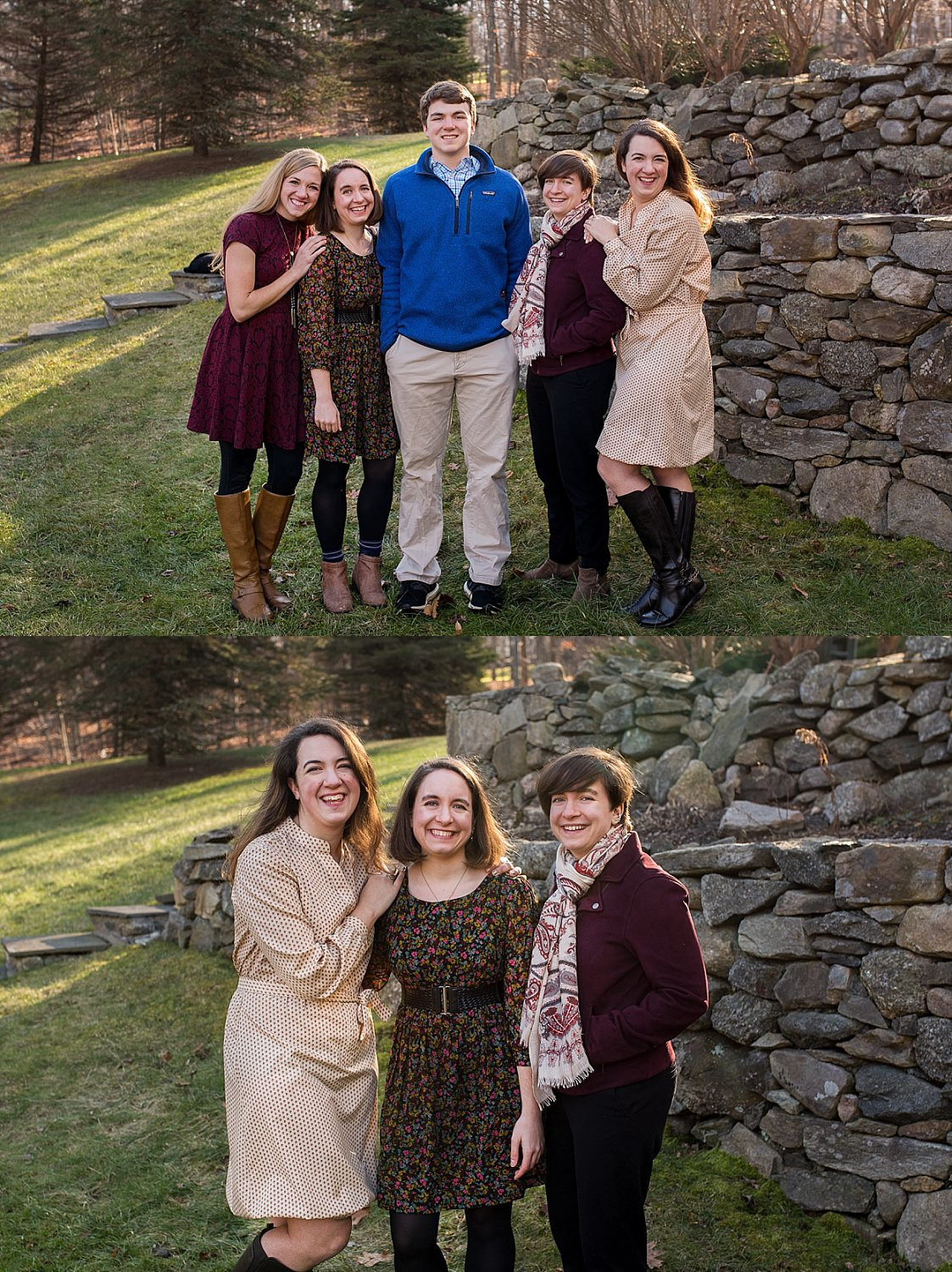 adult sibling family photography connecticut