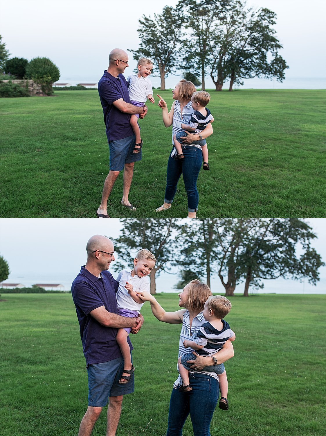 Family photography in New London County