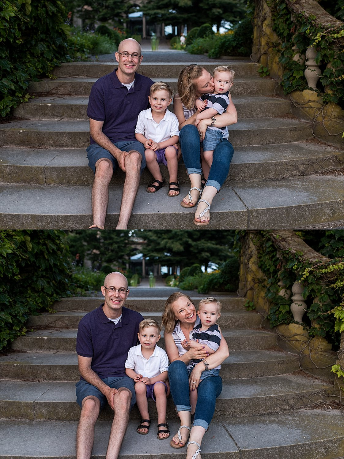 Family portrait photographer in Waterford, Connecticut