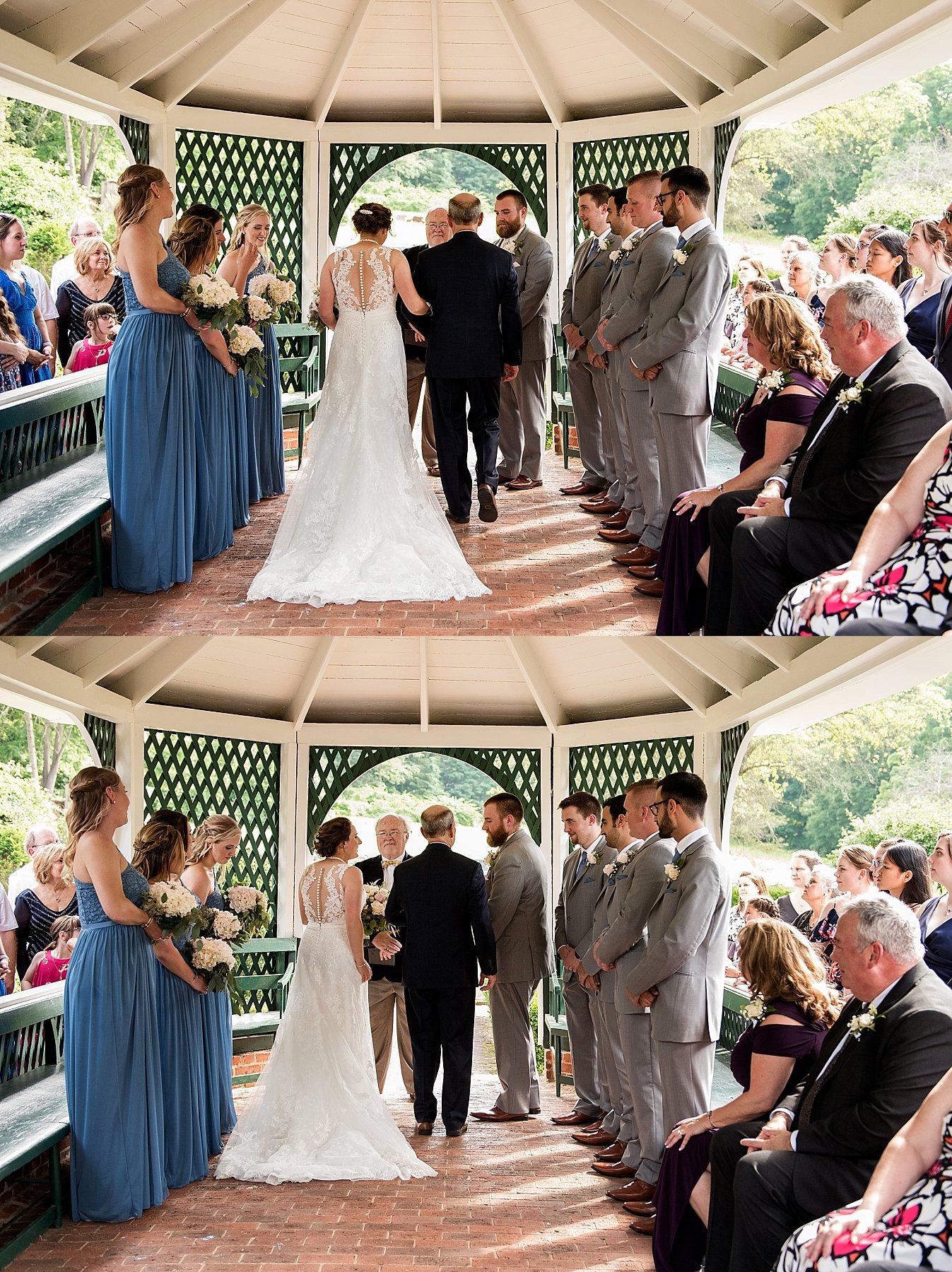 Farmington wedding venue