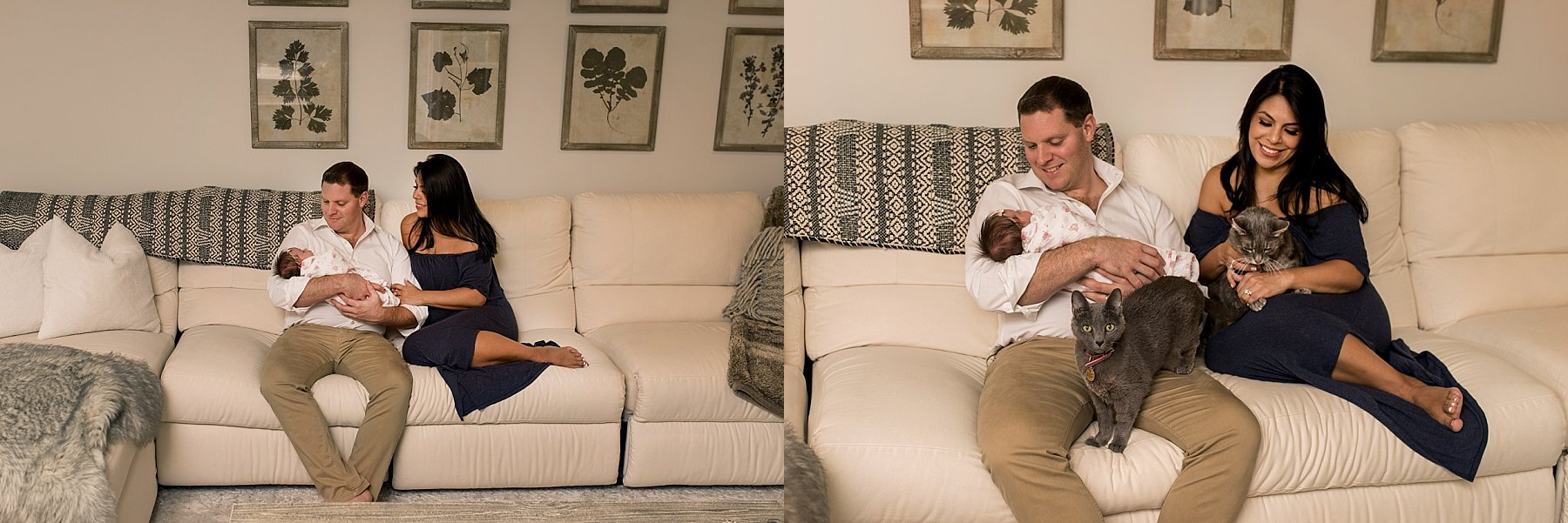 lifestyle newborn photographer in connecticut