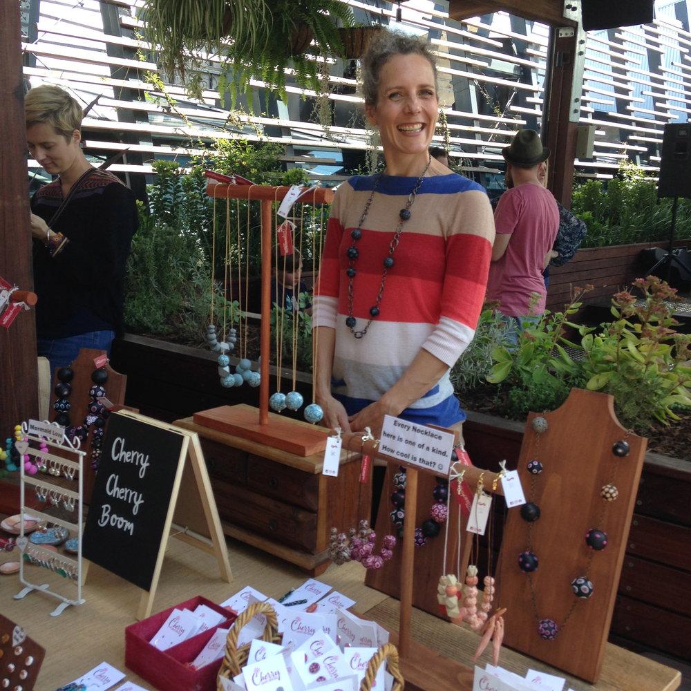 Cherry Cherry Boom creator Ruth Jadric