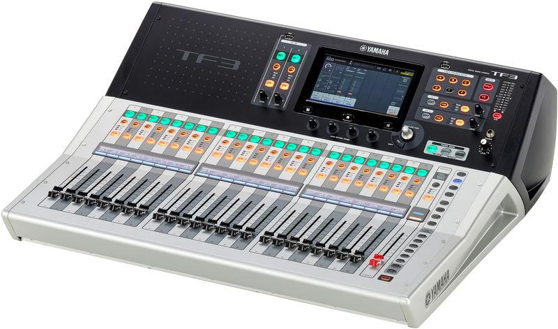 Yamaha TF3 - 24 Channel Digital mixing console
