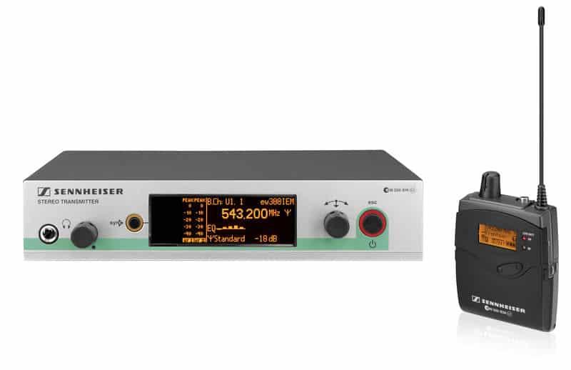 Sennheiser IEM - Wireless In-Ear Monitors