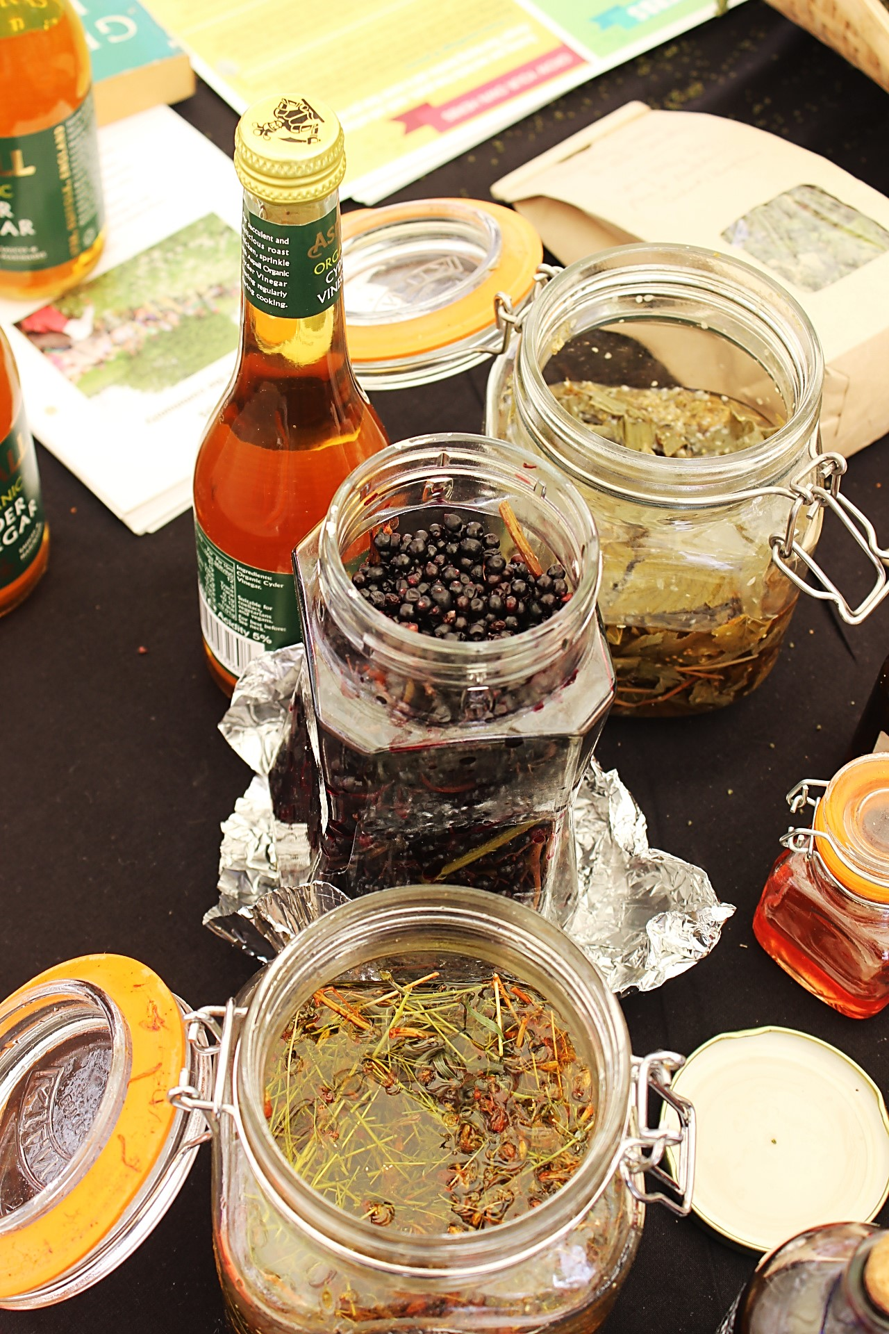 Medicinal Herb Workshop with Rasheeqa Ahmed ( www.hedgeherbs.org.uk )