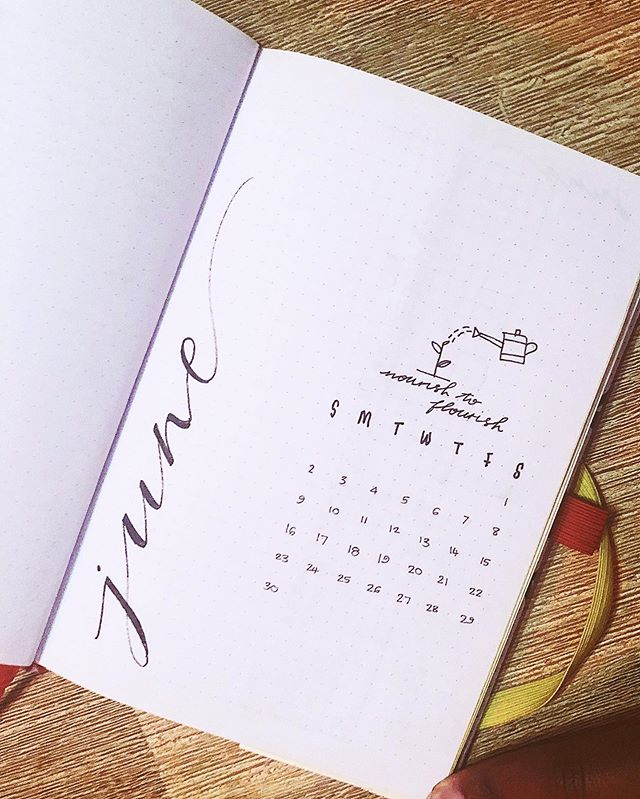 Happy new year! Just kidding! I have decided that since the first 5 months of this year have been a write off in terms of my goals, it's not too late, and my ambitions are still as valid and worth pursuing (nearly) half way through the year.  So I'm starting afresh. In June. Wish me luck.  #bulletjournal #june #goals #yearlygoals #startagain #mentalhealth