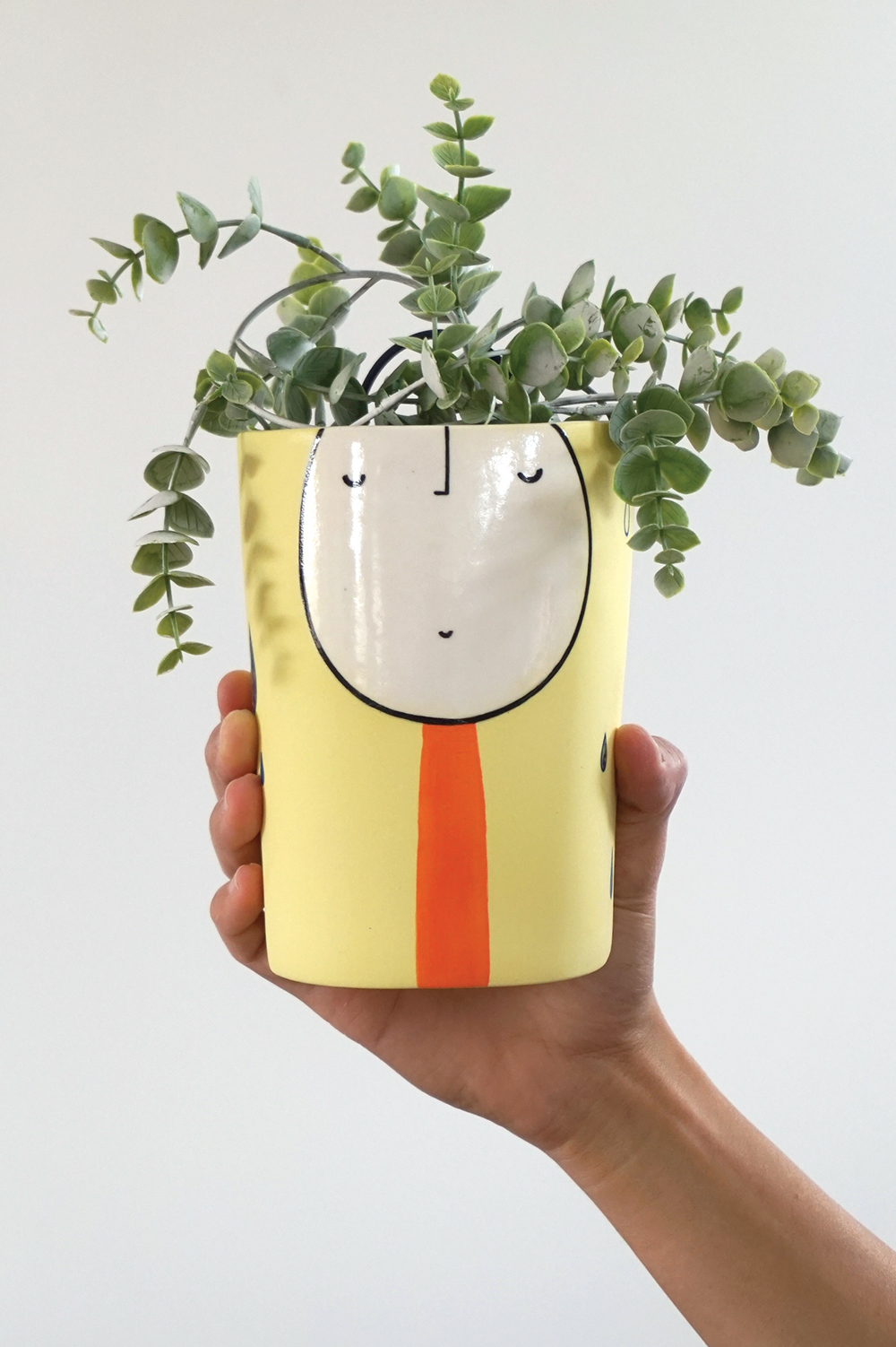 Big Planter Guy $85