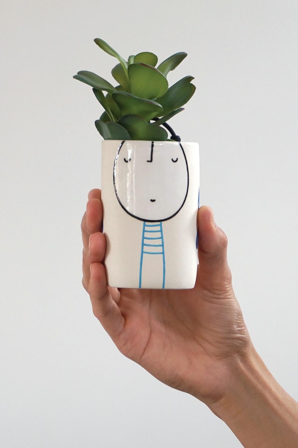 Little Planter Guy $45