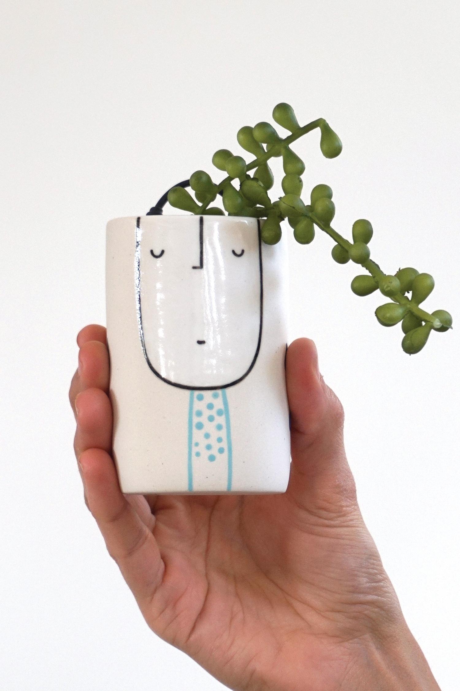 Little Wall Vase $45