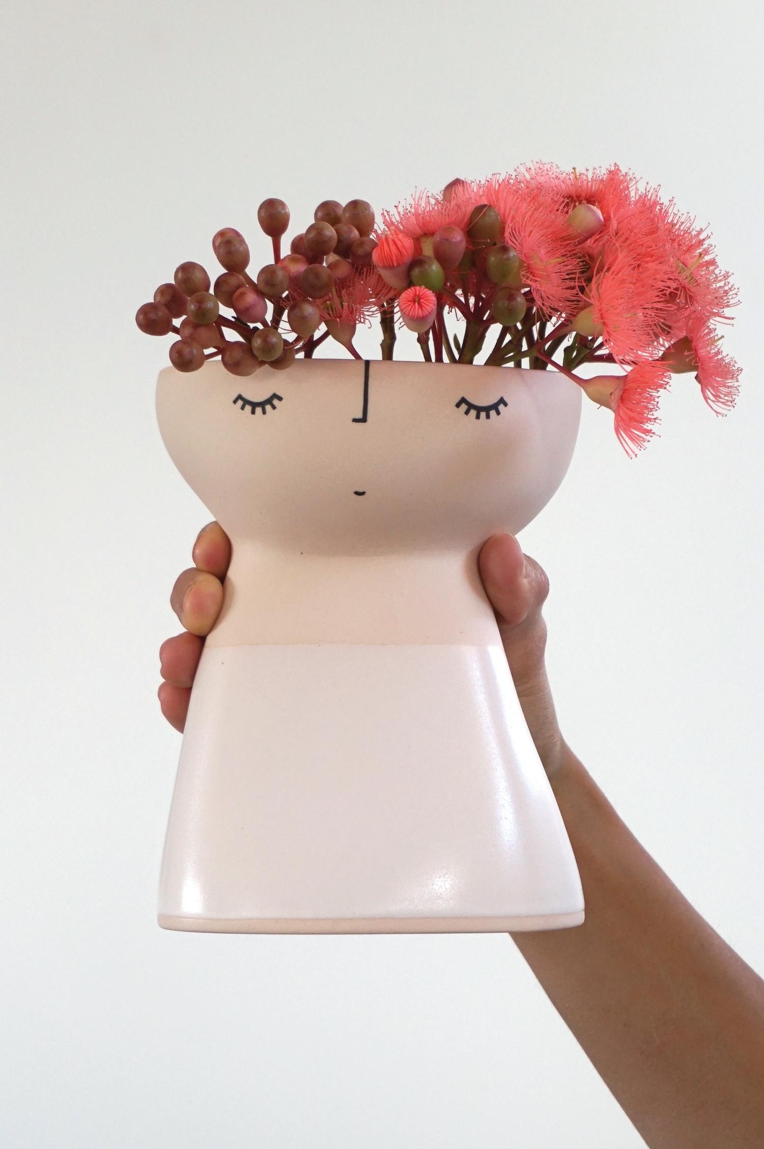 Curvy Vase $170