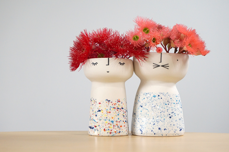 Mini Vase & Tween Vase
