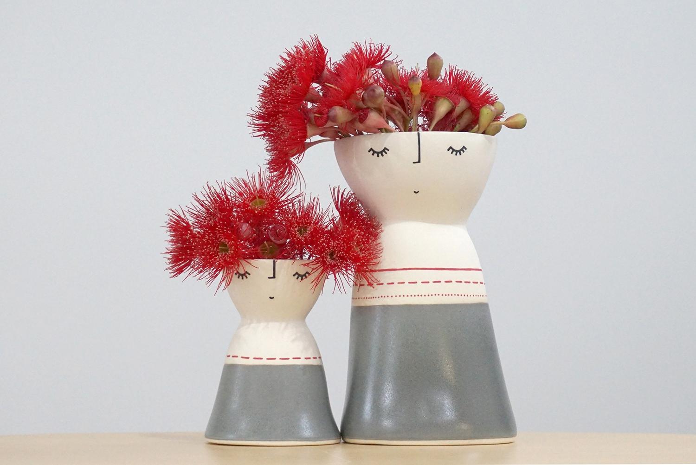 Little Vase & Lanky Vase