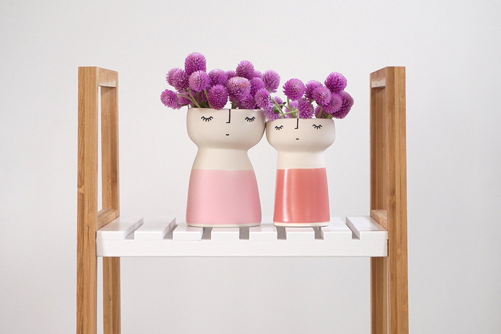 Face Vases