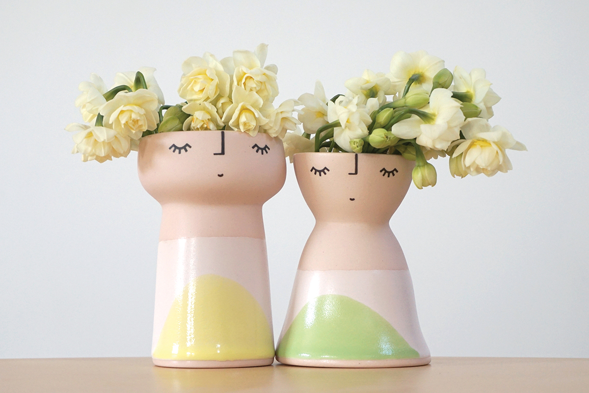 Mini & Little Vase Peeps