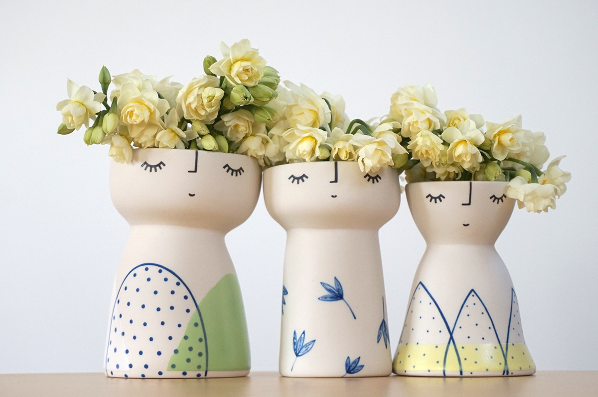 Tween, Mini & Little Vase Peeps