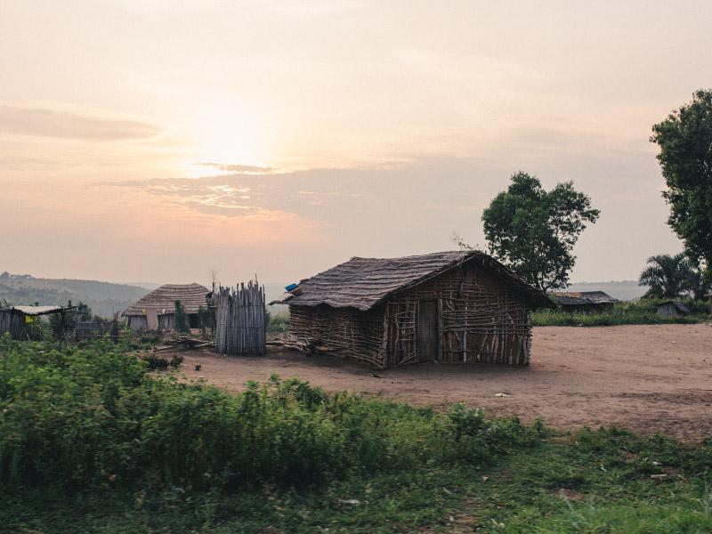 Kinzamba, Congo.