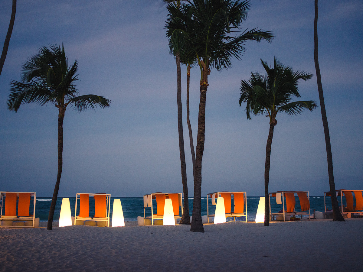 Bavaro Beach.