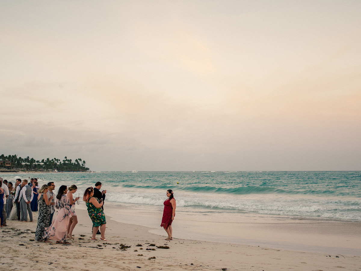 Weddings at the beach... all the time!