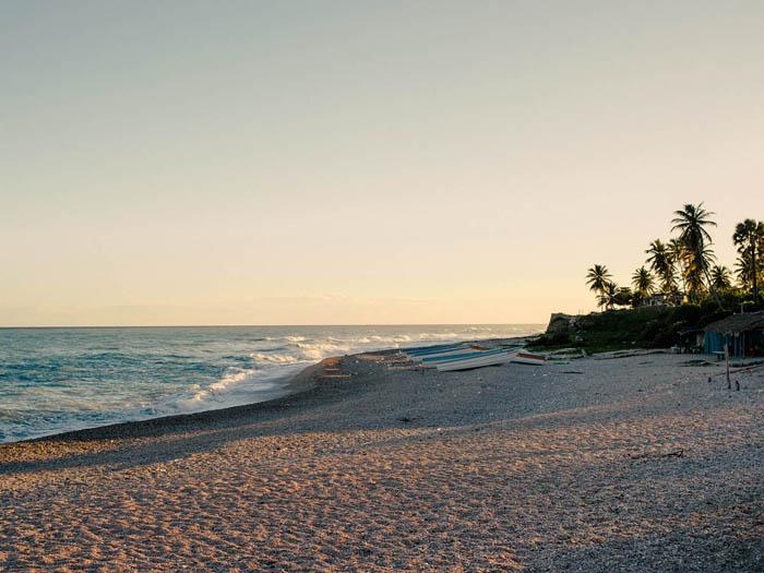 Beach in Paraíso