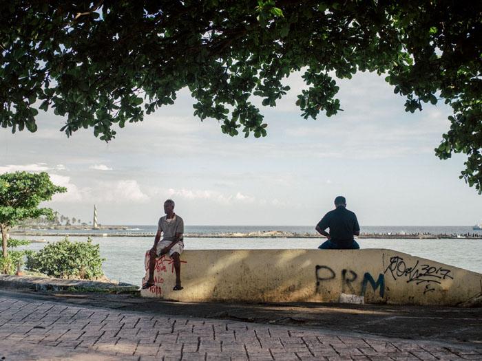 El Malecón, Santo Domingo.