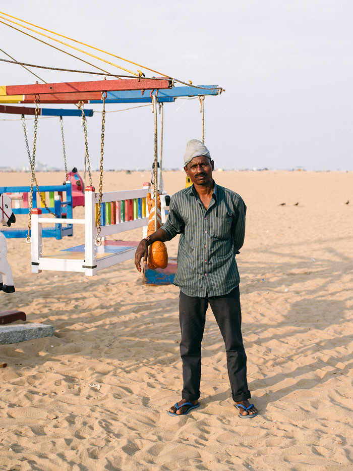 Carrousel owner.