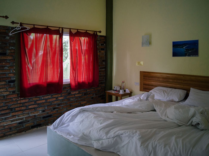 Guesthouse in Koh Lanta.