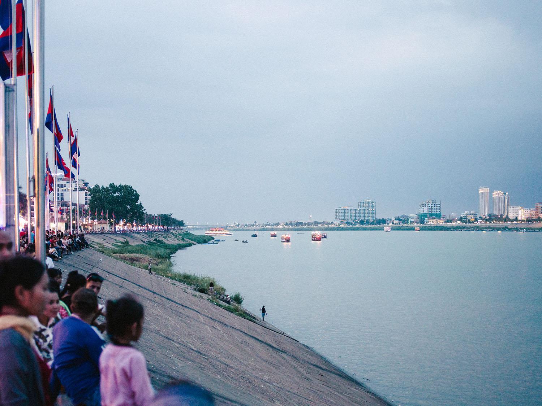 Tonlé Sap River.