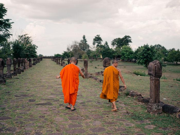 A must visit! Vat Phou in Champasak.