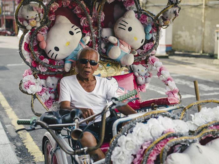 Hello Kitty. Malacca, Malaysia.