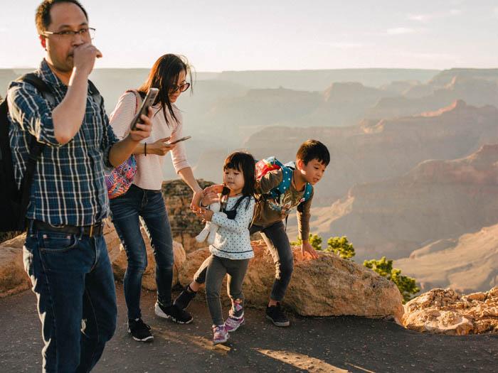 Grand Canyon Views.