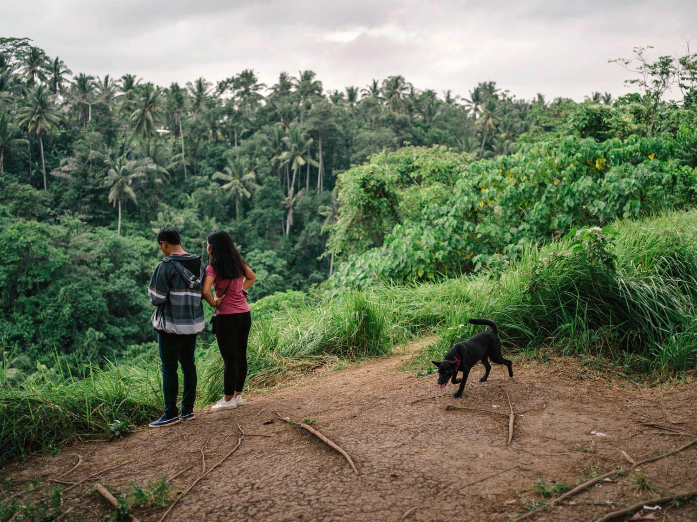 Campuhan Ridge, Ubud.