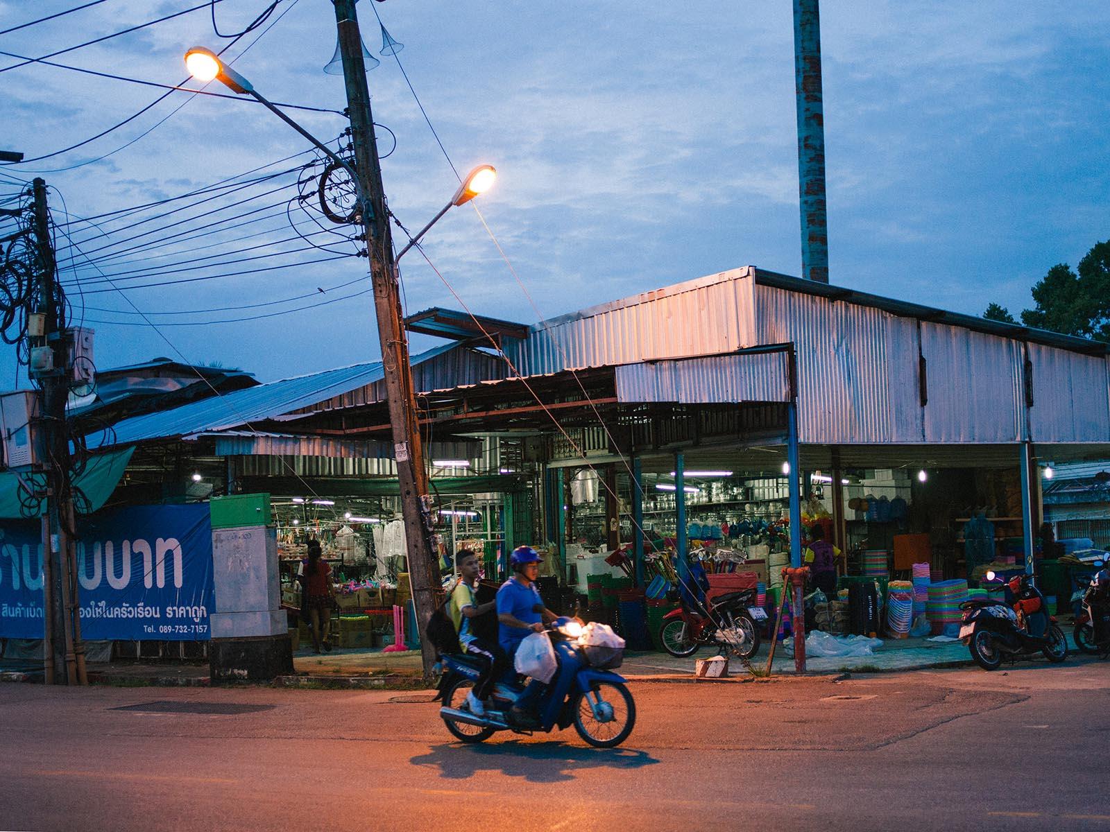 Trang, Thailand.