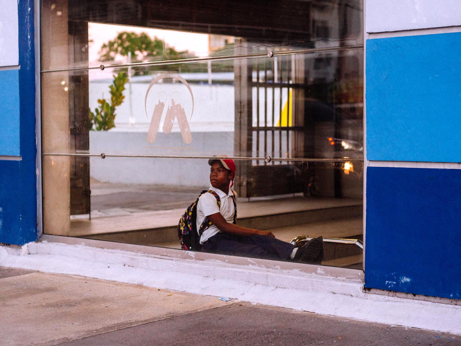 At the moment of writing, I'm exploring the streets of Santo Domingo, Dominican Republic.