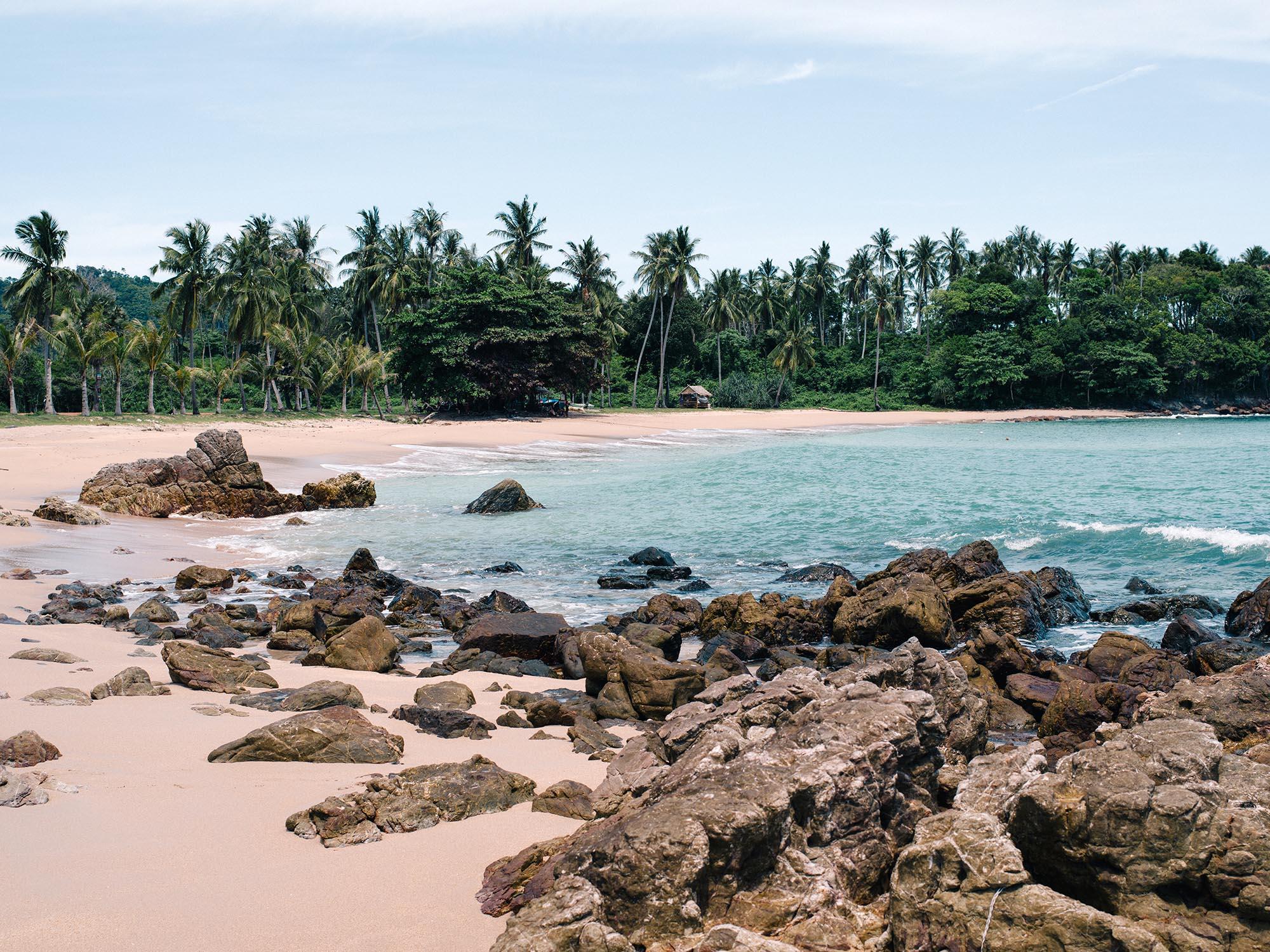 Secret Beach, our favorite.