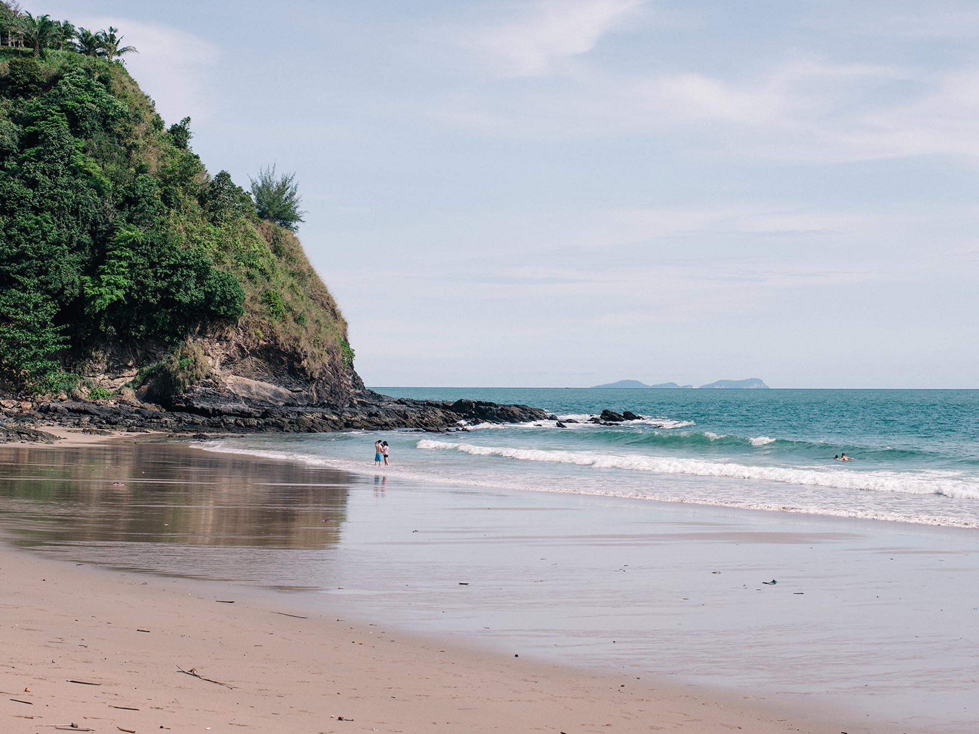 Nui Bay Beach.
