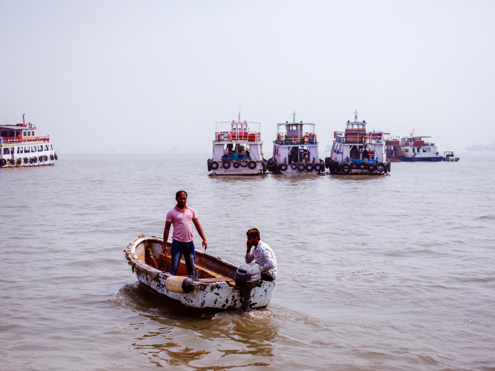 Bombay, India.