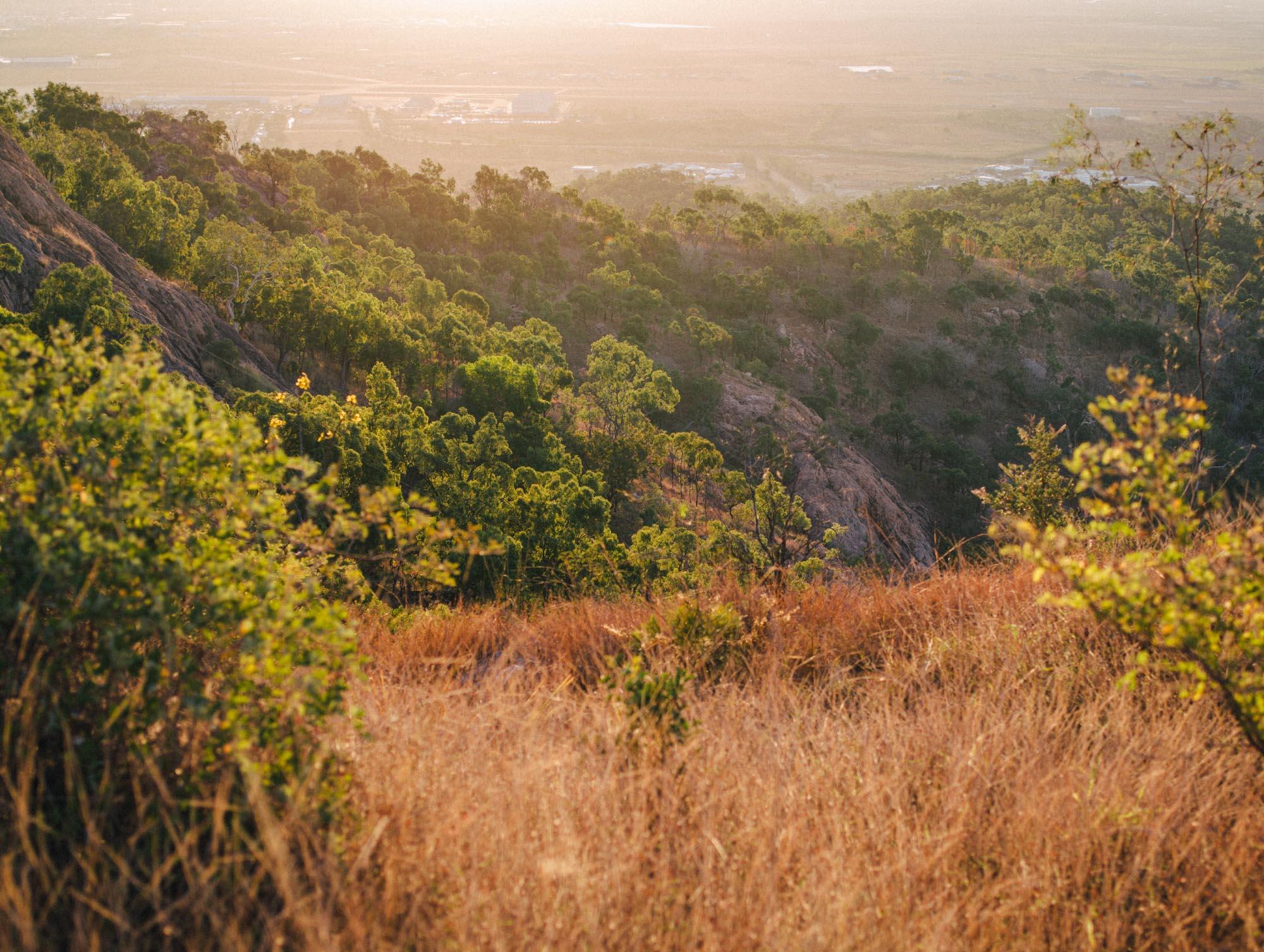 Castle Hill, Townsville.
