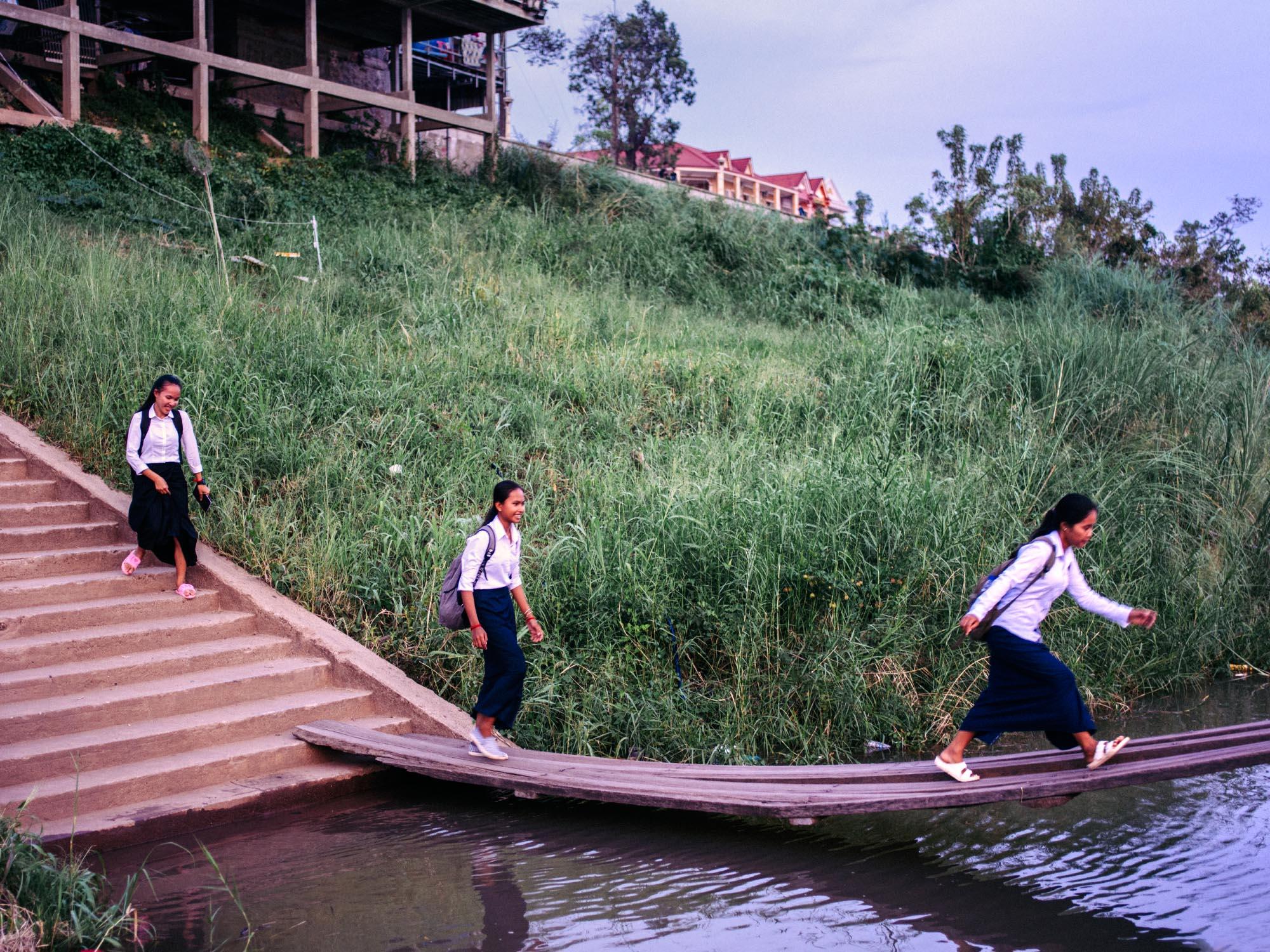 Kratie, Cambodia.